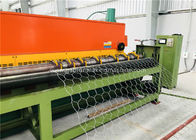 PLC Control System Automatic Wrapped Edge Gabion Machine Edge Wrapping Machine Double Twist